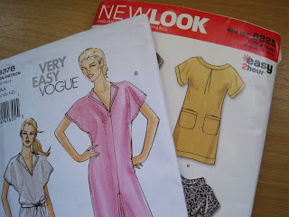 Choosing Sewing Patterns