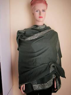 Warm Shawl or Wrap