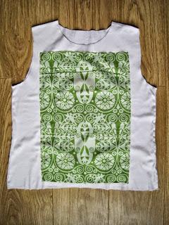 Make a Designer Charity T-Shirt