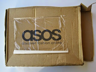 ASOS free worldwide deliveries