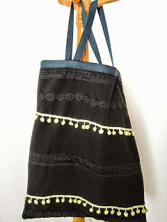 Boho Tote Bag + FREE Pattern Instructions