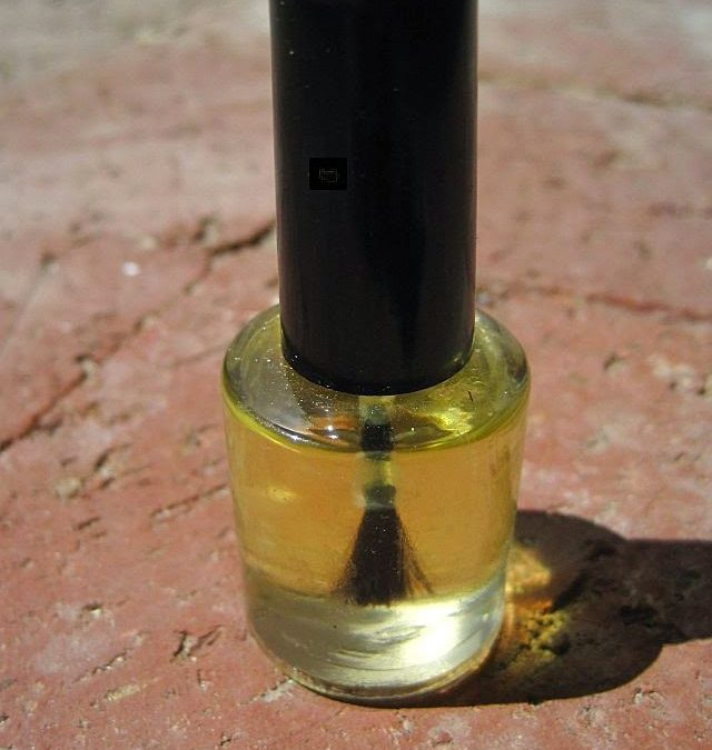 Organic Nail and Cuticle Oil