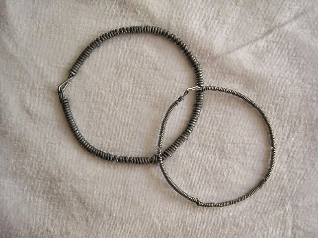 Make a Rolled Wire Bracelet
