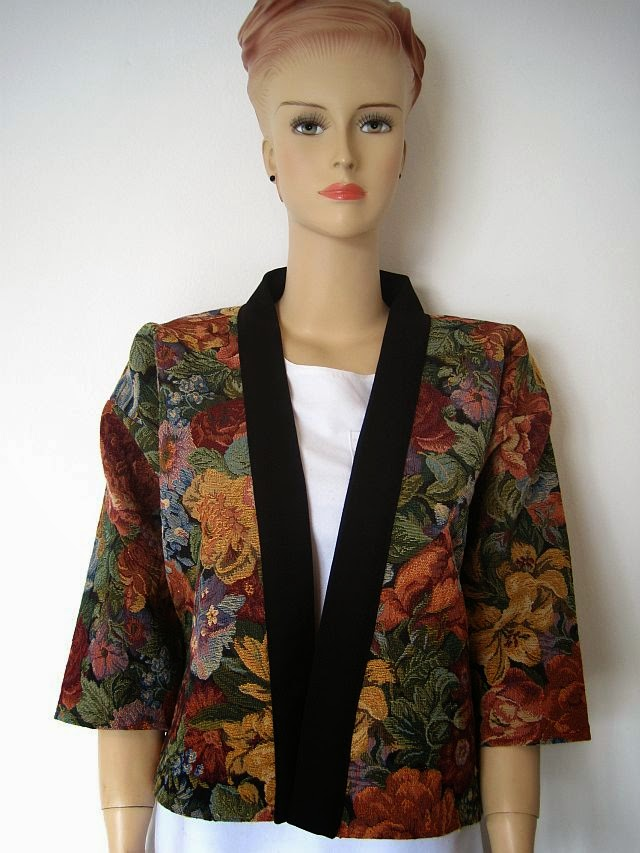 Kimono Jacket + FREE Sewing Pattern - Greenie Dresses For Less