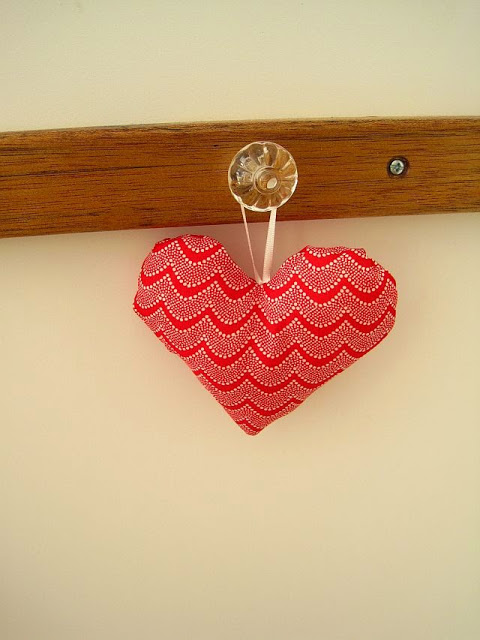 Scandinavian Heart Decoration Tutorial