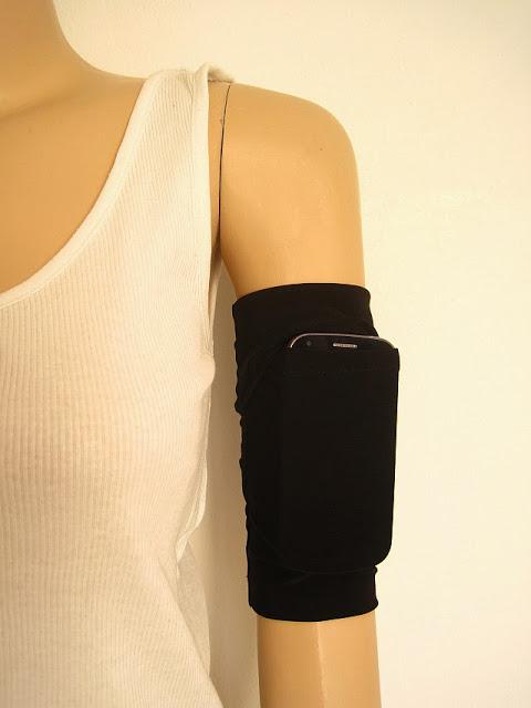 DIY Running Armband