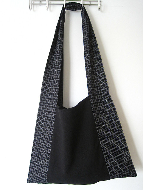 Monk Bag + FREE Sewing Pattern