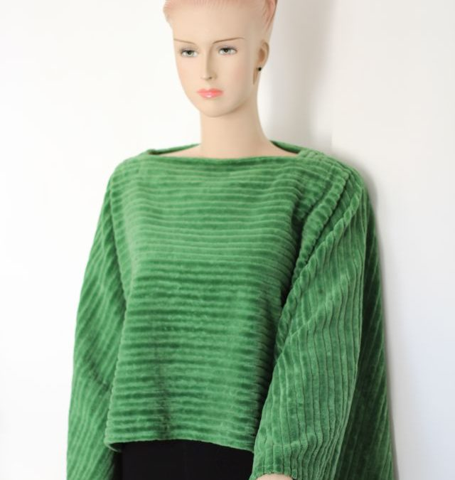Poncho + FREE Sewing Pattern
