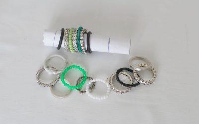 Mixed Medium Rings