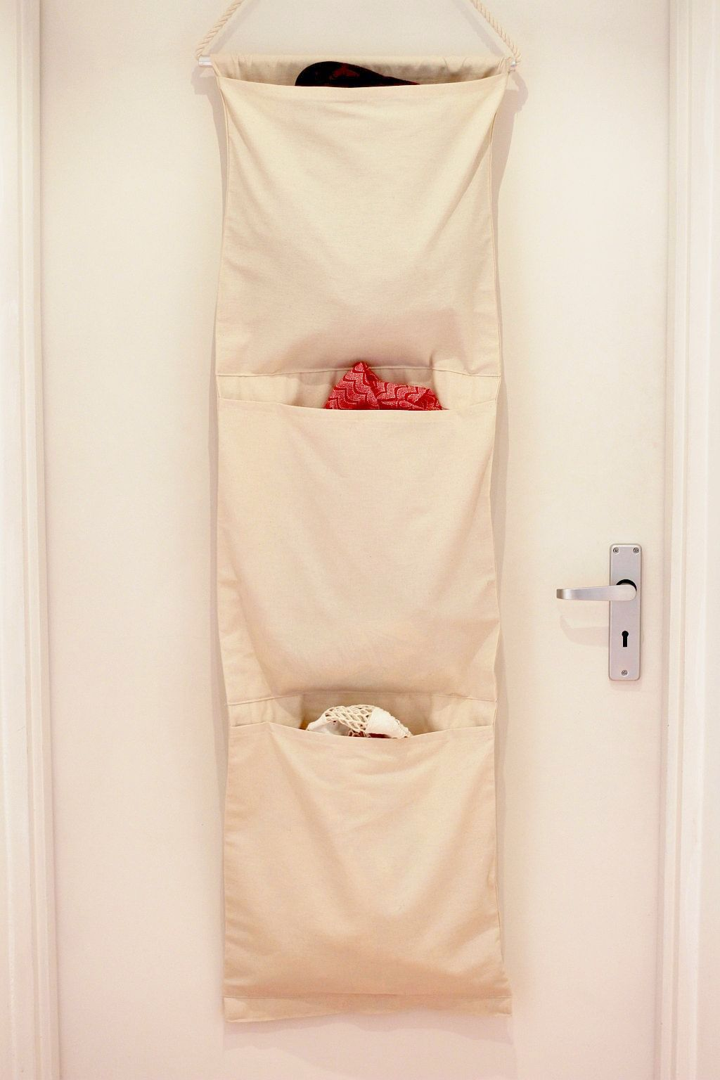 Vertical Hanging Laundry Bag