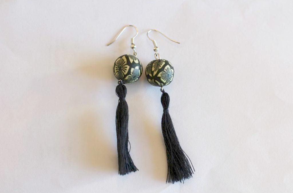 Tassel Earrings Tutorial