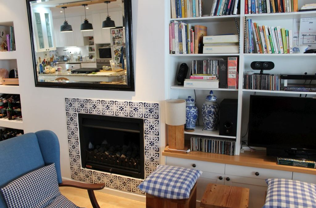 Fireplace Restyle