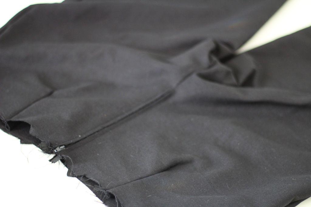 Set zipper