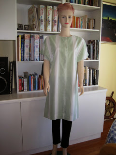 Kaftan from an Old Tablecloth