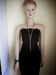 Givenchy Style Layered Chain Necklace