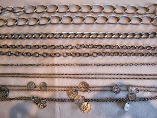 Jewellery Making, Assorted Chain