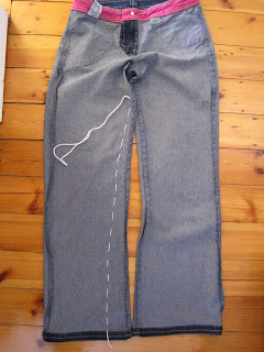 Skinny Leg Jeans from Wide or Boot Leg Jeans