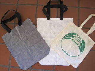 Tote or Shopping Bags