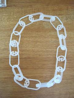 Shower Hook Necklace