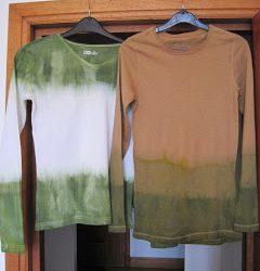 Dip Dye T-Shirts