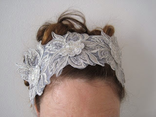 DIY Headband/Fascinator