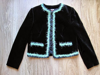 DIY Chanel Inspired Jacket