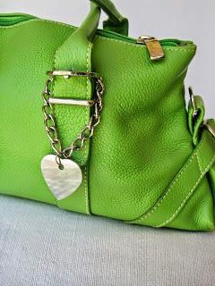 Easy Handbag Charm