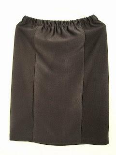 Panel Skirt + FREE Sewing Pattern