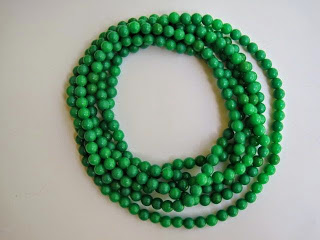 How to Make a Bold Bead Necklace