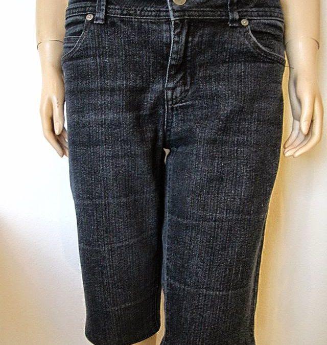 Denim City Shorts