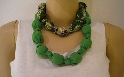 Macadamia Nut Necklace