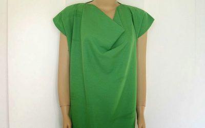 Origami Dress + FREE Sewing Pattern
