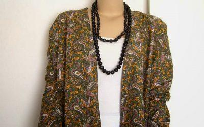 Kimono Jacket + FREE Sewing Pattern