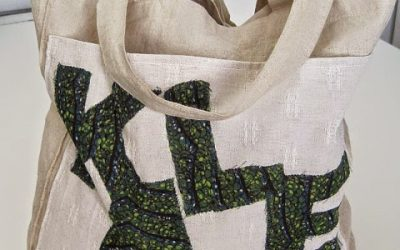 Restyle a Shopper Bag