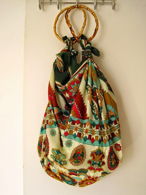 Sixty Second Scarf Bag