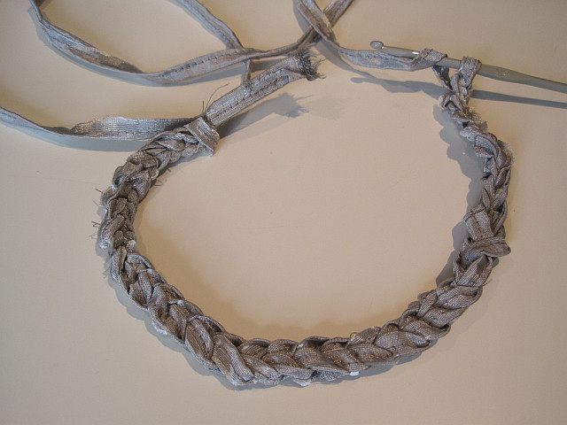 Crochet a chain