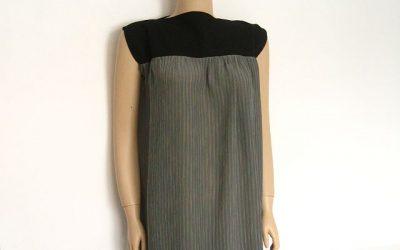 Yoke Dress + FREE Pattern