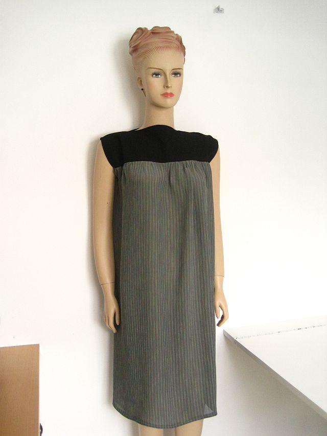 Yoked Dress