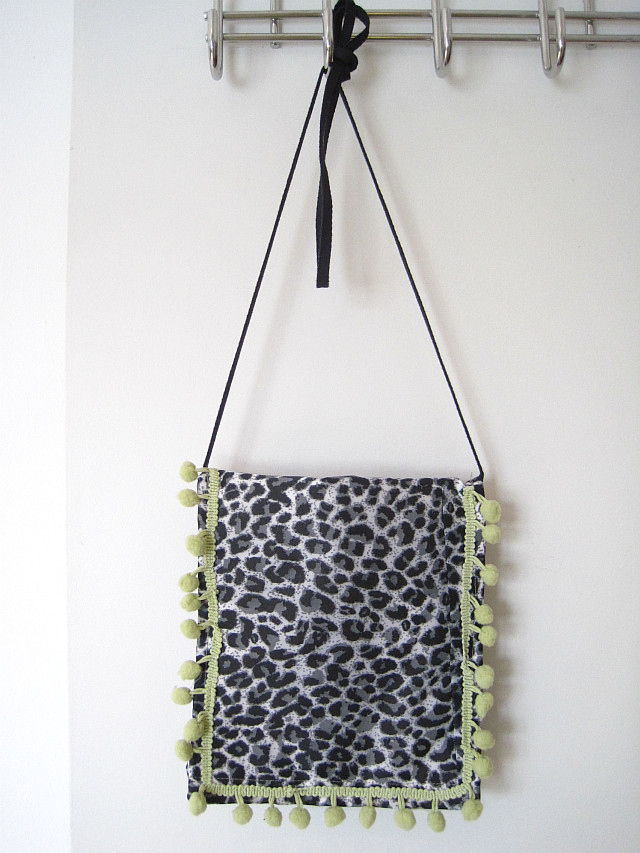 Over shoulder bag