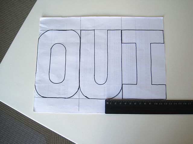 Making letter templates