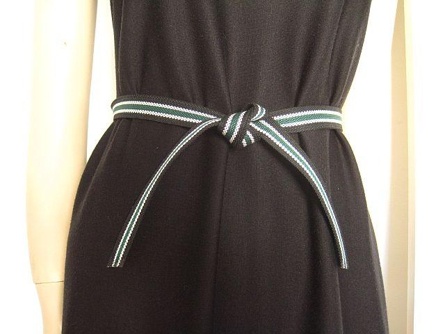 DIY Tie Belt