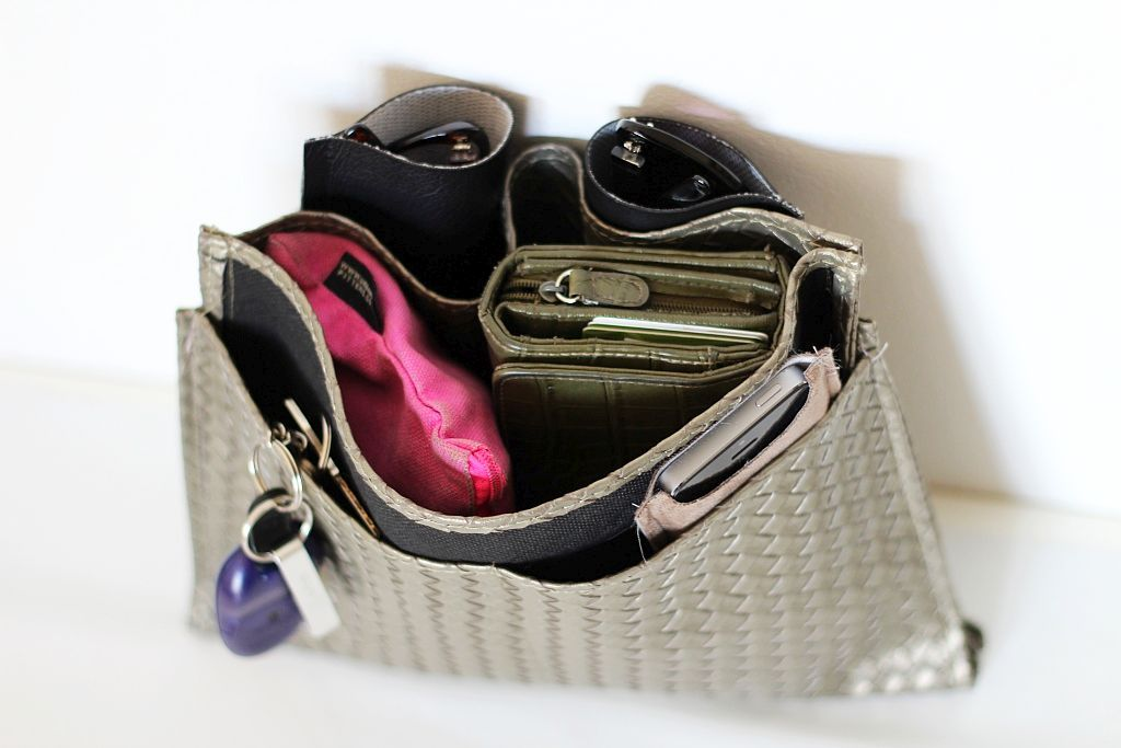 How to make a Handbag Insert
