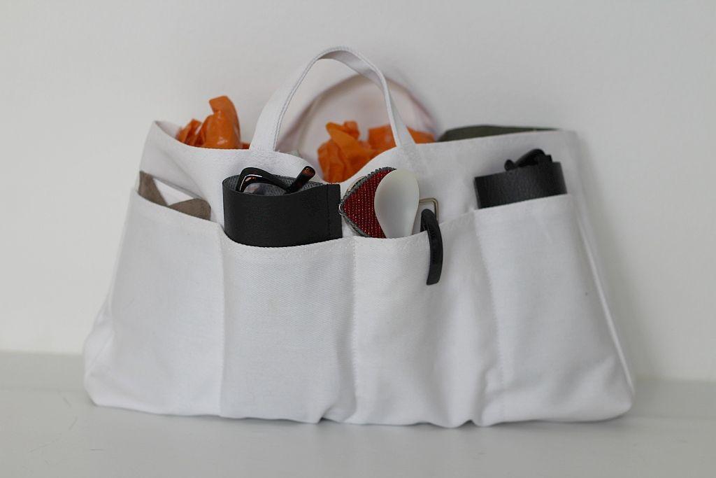 DIY Handbag Organiser
