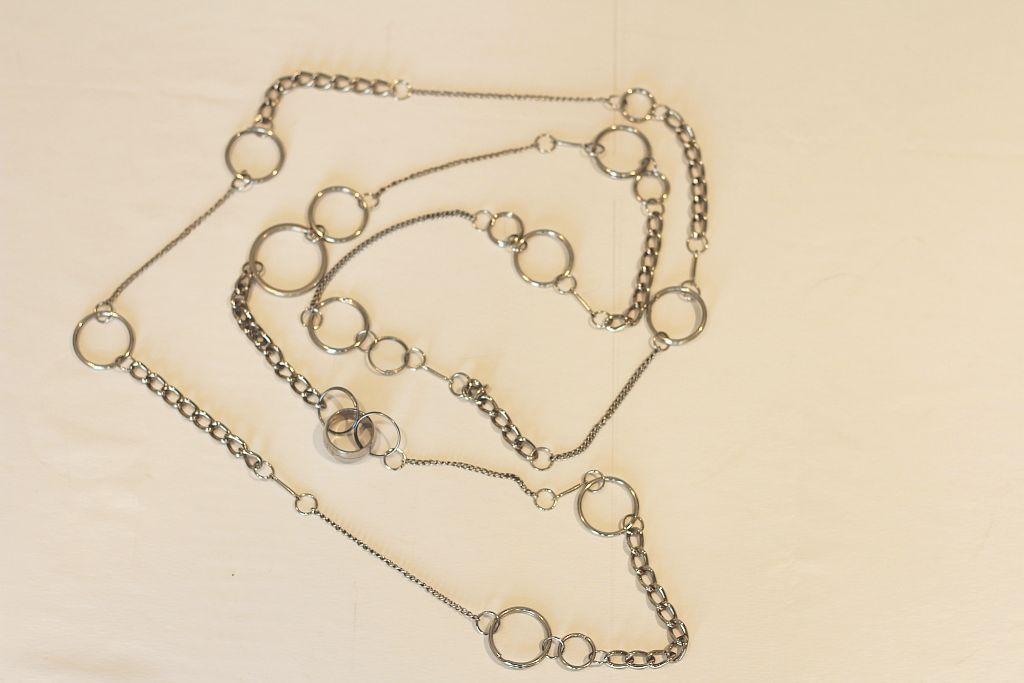 Mixed Medium Necklace