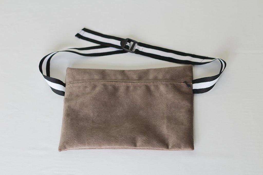 DIY Waist Wallet