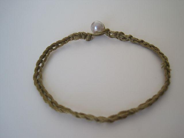 Pearl String Bracelet