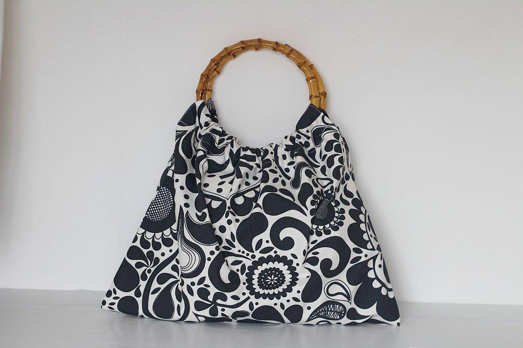 Round Handle Bag