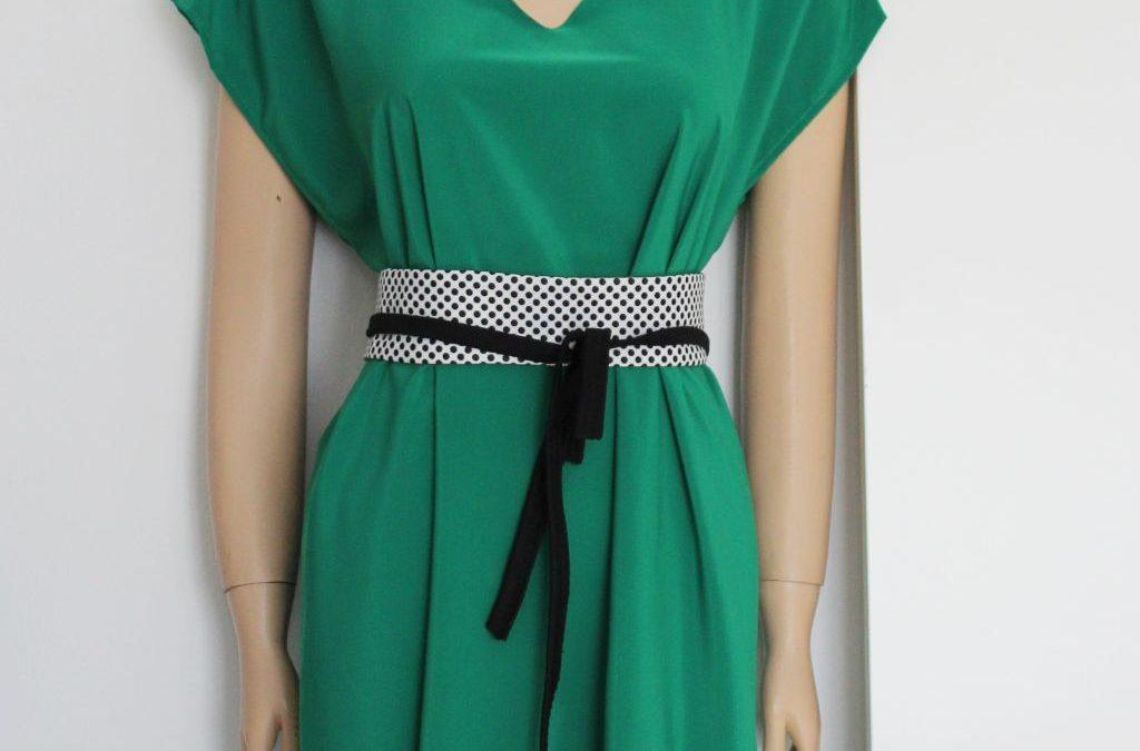 Frill Bottom Dress