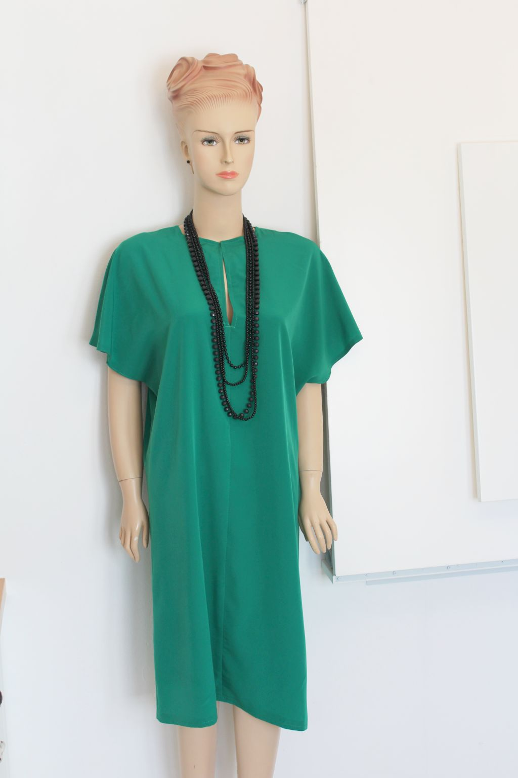 Green Tunic Dress