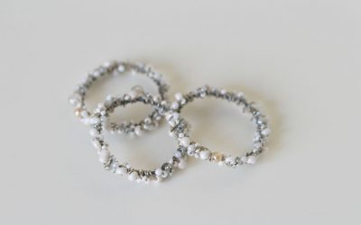 Beaded Serviette Rings